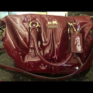 Coach Handbag in almost new condition